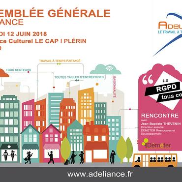 ASSEMBLÉE GÉNÉRALE 12 juin 2018 - Inscrivez-vous